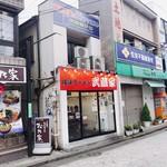 88718209 - 東横線「菊名駅」東口を出てすぐ