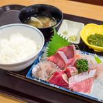 水産食堂 - 定食