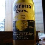 サントベヴィトーレ - まずはコロナで軽く乾杯!