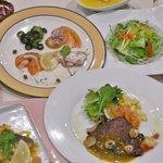 スパッツィオ フェリス - お料理はイタリアンと創作和食からお選びいただけます