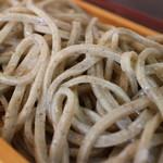 貴匠庵 - 限定の田舎蕎麦