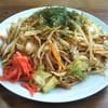 石井食堂 - 料理写真:焼きそば 500円