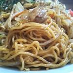 石井食堂 - 麺