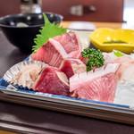 水産食堂 - 料理写真:刺し盛り