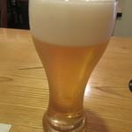 小満津 - 生ビール