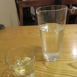 小満津 - チェイサーの水