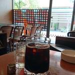 キッチンハウス - 食後のアイスコーヒー200円