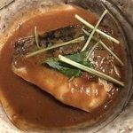 経堂らかん茶屋 - 金華鯖の味噌煮