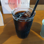 桃の農家カフェ ラペスカ - アイスコーヒー~☆