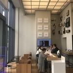ストリーマーエスプレッソ - お店のスペース