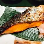 鈴波 - 銀鮭は焼きが過ぎる