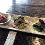 坐来 大分 - 日田 高菜寿司