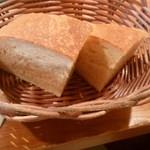 イタリアン オヨ - 自家製らしきイタリアンなパン