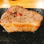 やっぱりステーキ 4th - サーロイン200g:サラダ、スープ、ライス付き(1.680円)