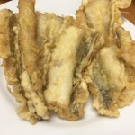 多け乃 - 穴子の天ぷら