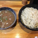 88729157 - つけ麺 300g 豚バラ軟骨柔か煮
