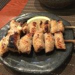 鶏料理・焼きとり 纜 - 皮