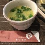 鶏料理・焼きとり 纜 - 鳥スープ