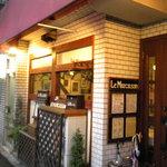 ル・マルカッサン - 店の入り口