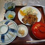 88731618 - 焼肉定食(¥1.050)