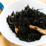 動坂食堂 - ひじき煮