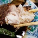 動坂食堂 - ふっくらプリプリ