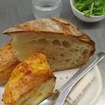 ラスティコスリー - カルピスバターをチョイス