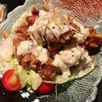 Gyouzanabeachankitashinchi - 自家製タルタルの若鶏南蛮