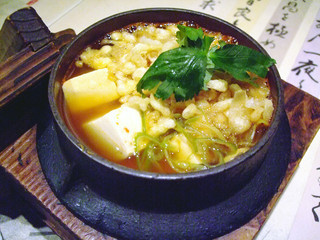 す吾六 - ロングセラー名物「たぬき豆腐」