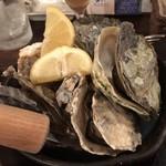 Oyster Bar MABUI - 焼き牡蠣