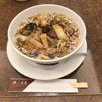 一品香 - 五目湯麺=920円