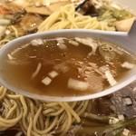 一品香 - スープはこんなん