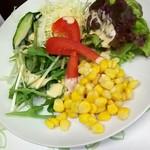 SIMBA - 野菜サラダ♬驚きの150円♡