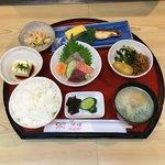 池佳 - 料理写真:日替わり 和定食  ¥870