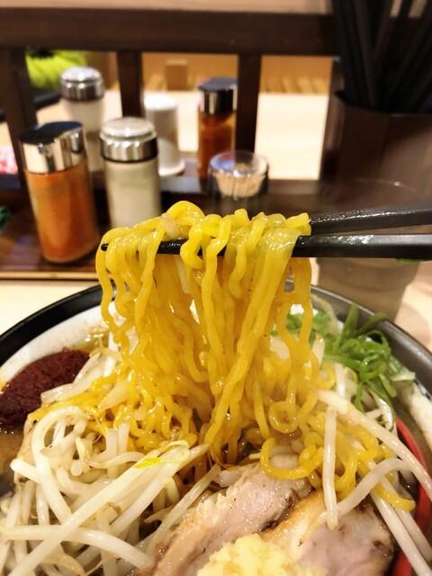 拉麺 大公 - 麺リフト
