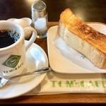 トムズ カフェ - 料理写真: