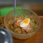 正泰苑 - 冷麺ハーフ