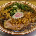 サバ6製麺所 - 中華そば700円