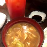 魚山人 - 汁物