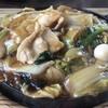 さいらい亭 - 料理写真:五目鉄板焼きそば ¥950-