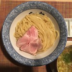 セアブラノ神 - 平打ち中太麺