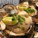 酒場むゆう - 岩牡蠣
