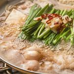 もつ鍋 銀(鶏白湯)