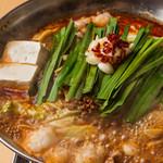 もつ鍋 赤 (九州麦味噌)