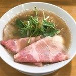 麺の虜 - 料理写真:ゆず塩中華そば特製
