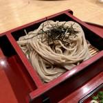 萩の茶屋 - セットの小そば