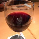 ヱビスバー - ハウスの赤ワイン
