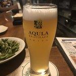 ビアカフェあくら - 秋田吟醸ビール!