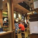 北海道厚岸 - 店内