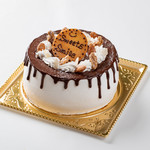 【事前予約制】ホールシフォンのスペシャルケーキ
